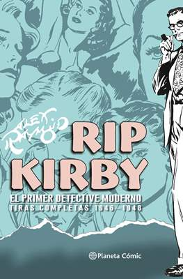 Rip Kirby de Alex Raymond (Cartoné 312 pp) #1