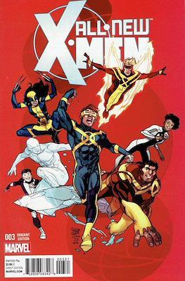 All-New X-Men Vol. 2 (Variant Cover) #3