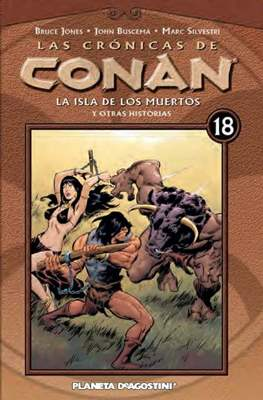 Las Crónicas de Conan (Cartoné 240 pp) #18