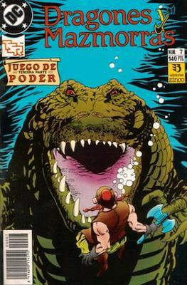 Dragones y mazmorras (1990-1991) #7