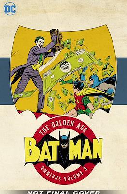 Batman: The Golden Age Omnibus (Hardcover 824 pp) #8