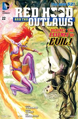 Red Hood and the Outlaws (2011-) New 52 (Comic-Book) #22