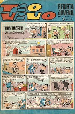 Tio Vivo. 2ª época (1961-1981) (Grapa) #358