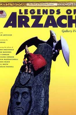 Legends of Arzach #4