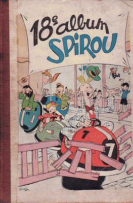 Spirou. Recueil du journal (Cartonné) #18