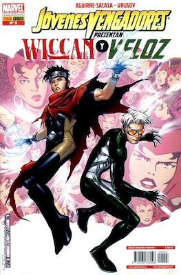 Jóvenes Vengadores presentan (2008-2009) (Grapa) #3