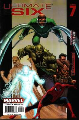 Ultimate Six (Comic-Book/Digital) #7