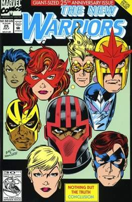 The New Warriors (Comic-Book) #25