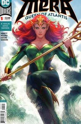 Mera: Queen of Atlantis (2018 Variant Covers)