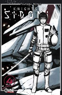 Knights of Sidonia (Rústica) #4