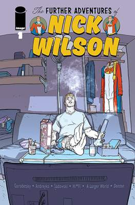 The Further Adventures Of Nick Wilson (Comic-book) #1
