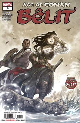 Age Of Conan: Bêlit (2019-) (Comic Book) #4