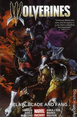 Wolverines (Softcover 112 pp) #2