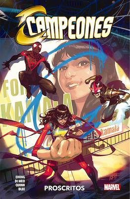 Campeones (2019-) 100% Marvel #3