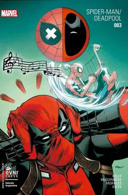 Spider-Man / Deadpool (Rústica) #3