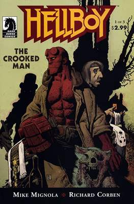 Hellboy The Crooked Man