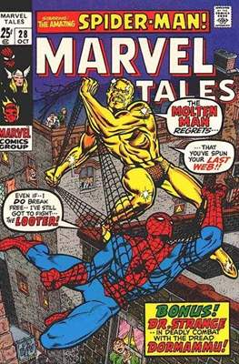 Marvel Tales (Comic Book) #28