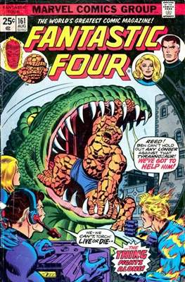 Fantastic Four Vol. 1 (1961-1996) (saddle-stitched) #161