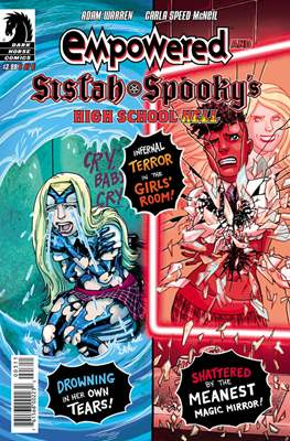 Empowered and Sistah Spooky`s High School Hell (Comic-book) #3