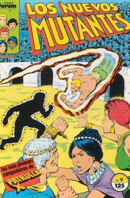 Los Nuevos Mutantes Vol. 1 (1986-1990) (Grapa 32-64 pp) #9