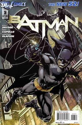 Batman Vol. 2 (2011-2016 Variant Covers) (Comic Book) #3