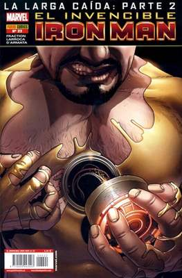 El Invencible Iron Man Vol. 2 (2011-) (Grapa - Rústica) #22