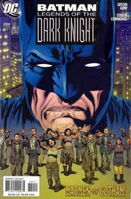 Batman: Legends of the Dark Knight Vol. 1 (1989-2007) (Comic Book) #204