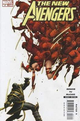 The New Avengers Vol. 1 (2005-2010) (Comic-Book) #27