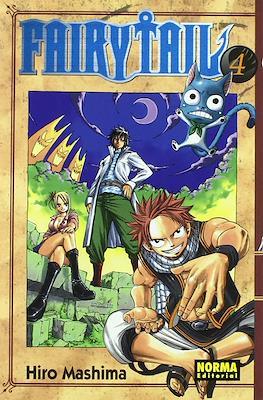 Fairy Tail (Rústica) #4