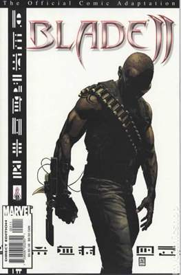 Blade 2 - The Official Comic Adaptation (2002)