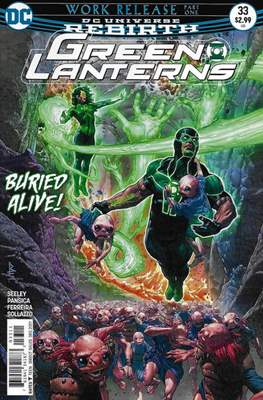 Green Lanterns Vol. 1 (2016-2018) (Comic-book) #33