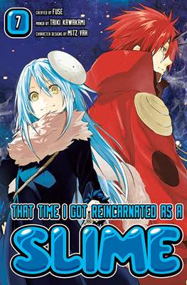 That Time I Got Reincarnated as a Slime (Softcover) #7