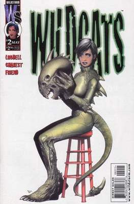 Wildcats Vol. 2 (Comic Book) #2