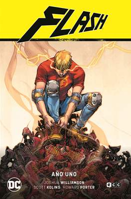 Flash Saga de Joshua Williamson #8