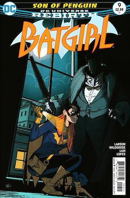 Batgirl Vol. 5 (2016-) (Comic Book) #9