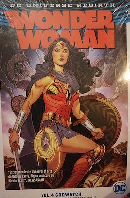 Wonder Woman (2017-...) (Rústica) #4