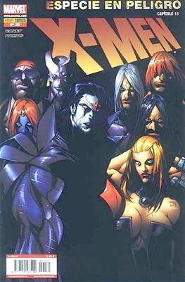 X-Men Vol. 3 / X-Men Legado (2003-2013) (Grapa, 24-48 pp) #30