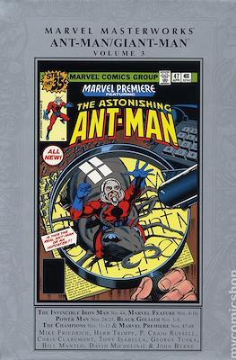 Marvel Masterworks: Ant-Man / Giant-Man (Hardcover 298-376 pp) #3