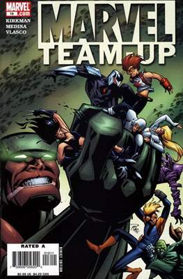 Marvel Team-Up Vol. 3 (Comic-Book) #16