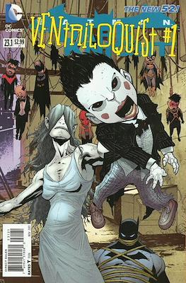 Batman: The Dark Knight Vol. 2 (2012-2015) (Comic-Book) #23.1