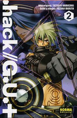 .hack// G.U.+ (Rústica con sobrecubierta) #2