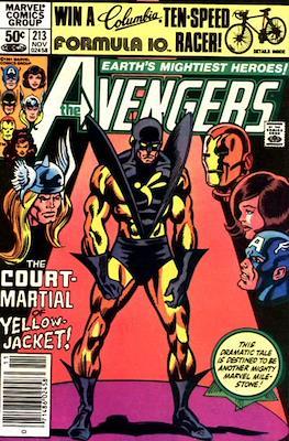 The Avengers Vol. 1 (1963-1996) (Grapa) #213
