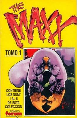 The Maxx (Rustica Retapado) #1