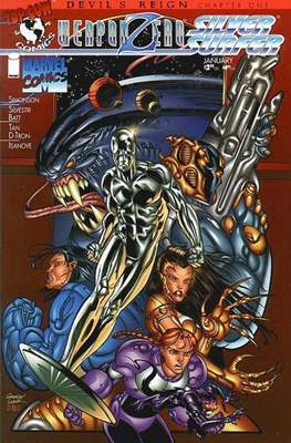 Devil's Reign (1997 - Variant Covers) (Comic Book) #1