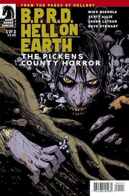 B.P.R.D. (Comic Book) #89