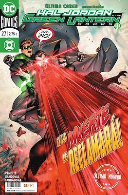 Green Lantern. Nuevo Universo DC / Hal Jordan y los Green Lantern Corps. Renacimiento (Grapa) #82/27