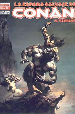 La Espada Salvaje de Conan el Bárbaro. Edición coleccionistas (Rústica. 64 páginas. B/N. (2005-2008).) #12