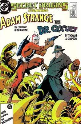 Secret Origins (Vol. 2 1986-1990) #17