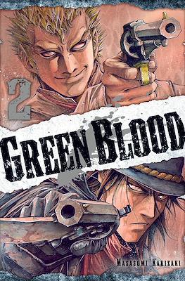 Green Blood (Rústica con sobrecubierta) #2