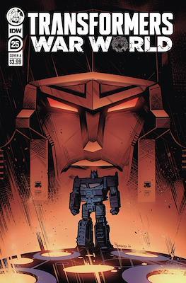Transformers (2019) (Comic Book) #25